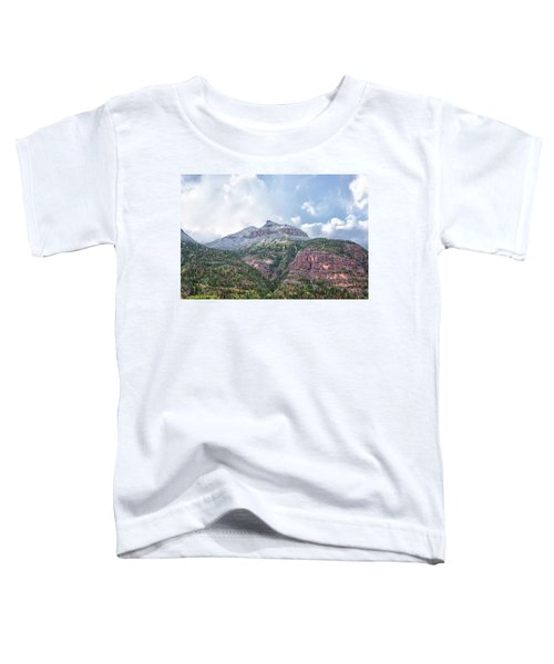 Colorado Fall Foliage 3 Toddler T-Shirt