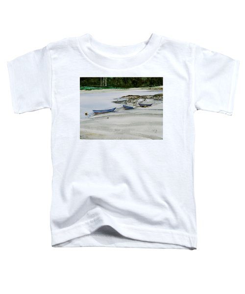 3 Dories Kennebunkport Toddler T-Shirt
