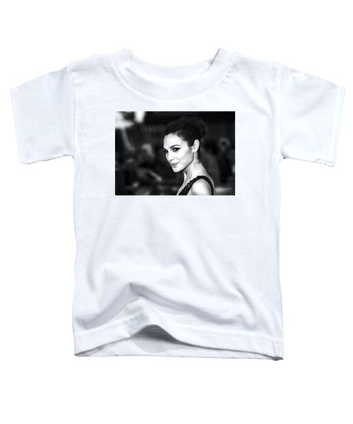 Gal Gadot Print Toddler T-Shirt by Best Actors