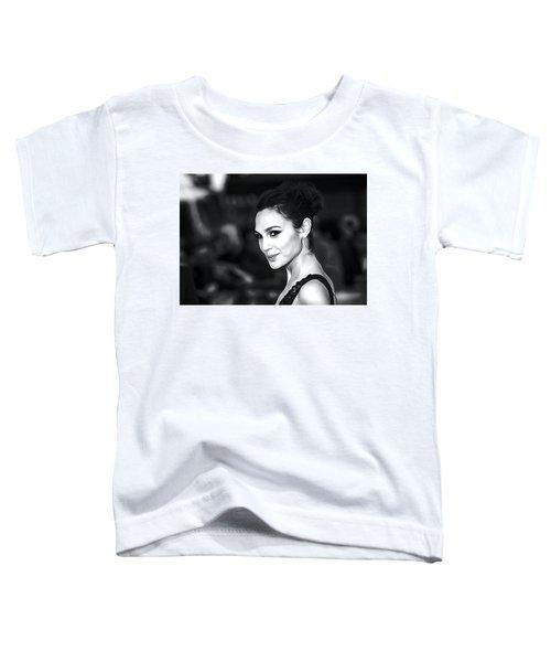 Gal Gadot Print Toddler T-Shirt