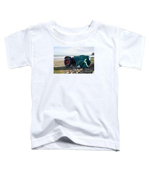 Saltburn On Sea Toddler T-Shirt