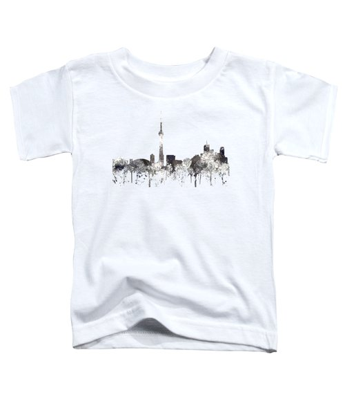 Toronto Ont.skyline Toddler T-Shirt