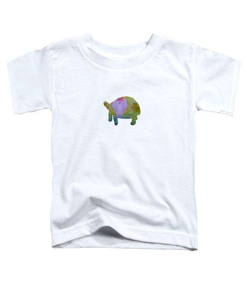 Tortoise Toddler T-Shirt