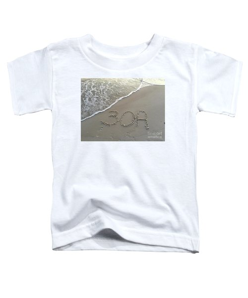 30a Beach Toddler T-Shirt