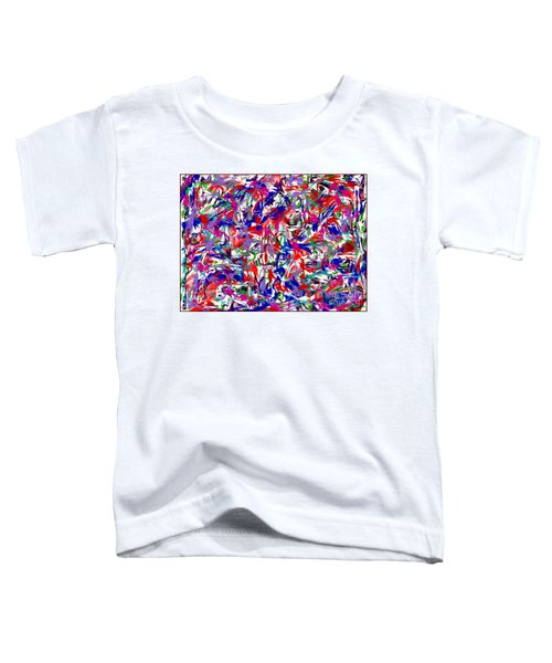 B T Y L Toddler T-Shirt