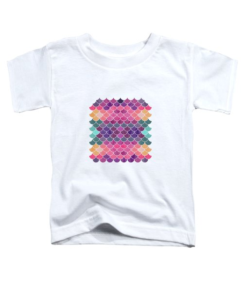 Lovely Pattern Toddler T-Shirt by Amir Faysal