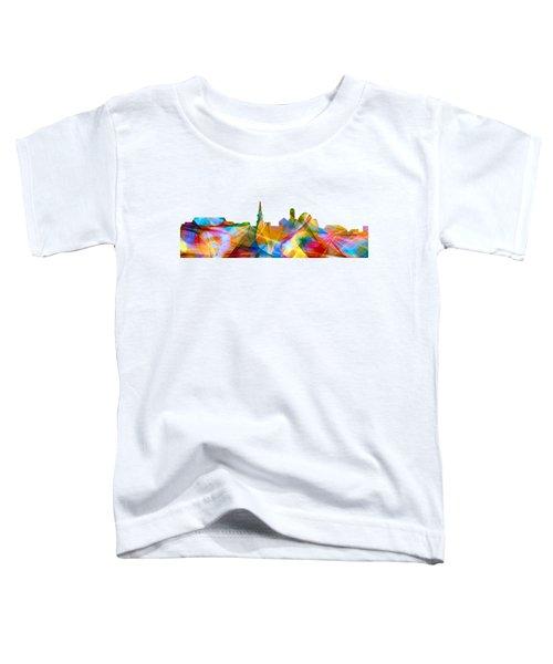 Alexandria Virginia Skyline Toddler T-Shirt