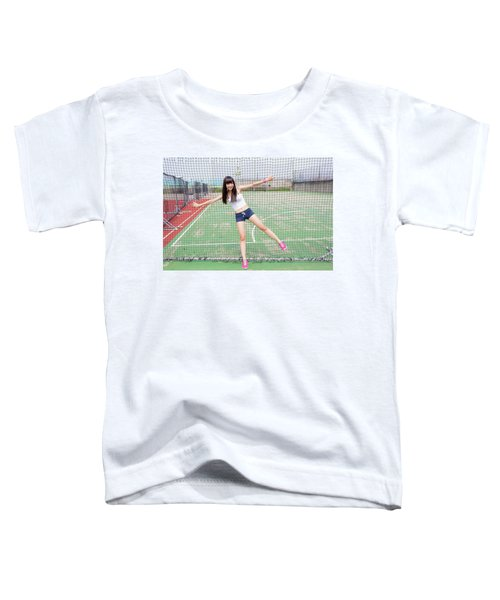 Asian Toddler T-Shirt