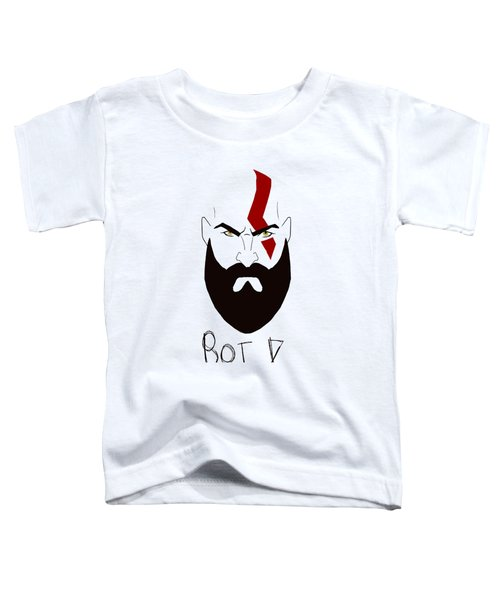 God Of War Toddler T-Shirt
