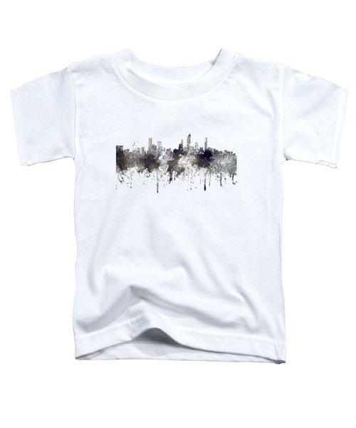 Gold Coast Australia Skyline  Toddler T-Shirt