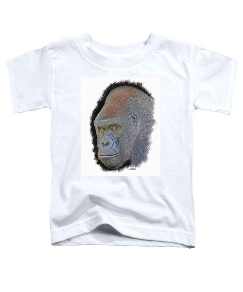 Silverback Toddler T-Shirt