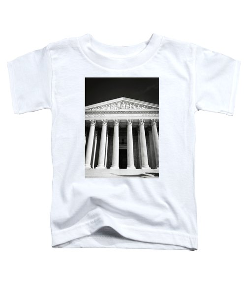 Supreme Court Of The United States Of America Toddler T-Shirt