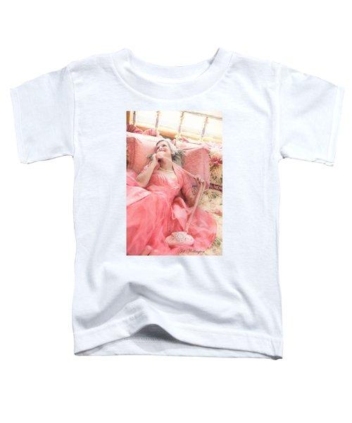 Vintage Val Bedroom Dreams Toddler T-Shirt