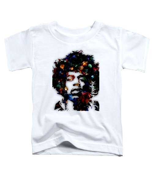Jimi Hendrix Collection Toddler T-Shirt