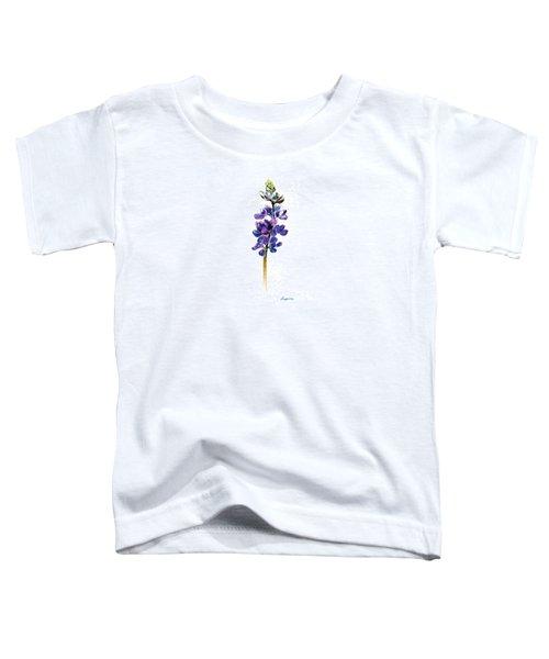5x7auto Lupine Toddler T-Shirt