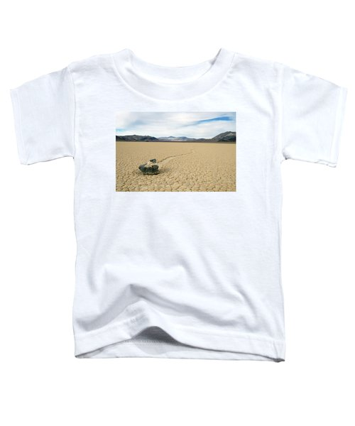 Death Valley Racetrack Toddler T-Shirt