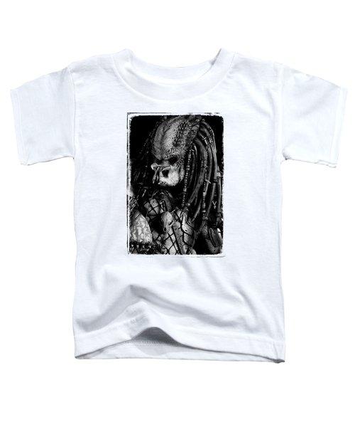Predator Yautja Toddler T-Shirt