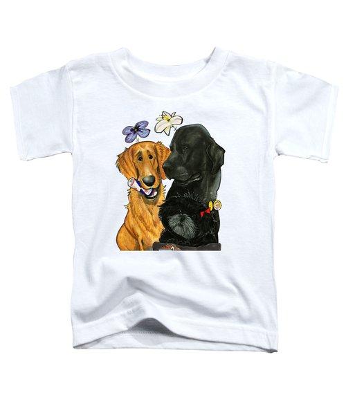 7-1396 Scallon Toddler T-Shirt