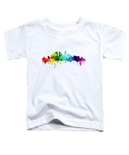 Minneapolis Minnesota Skyline Toddler T-Shirt