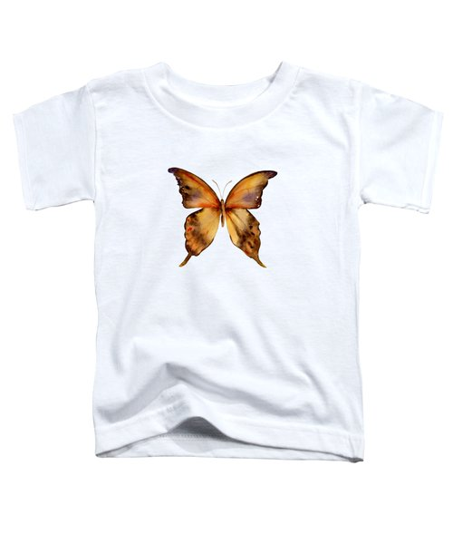 7 Yellow Gorgon Butterfly Toddler T-Shirt