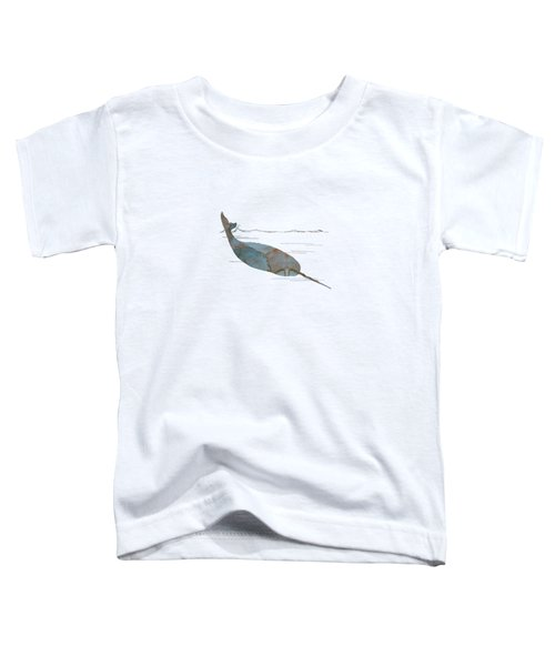 Narwhal Toddler T-Shirt