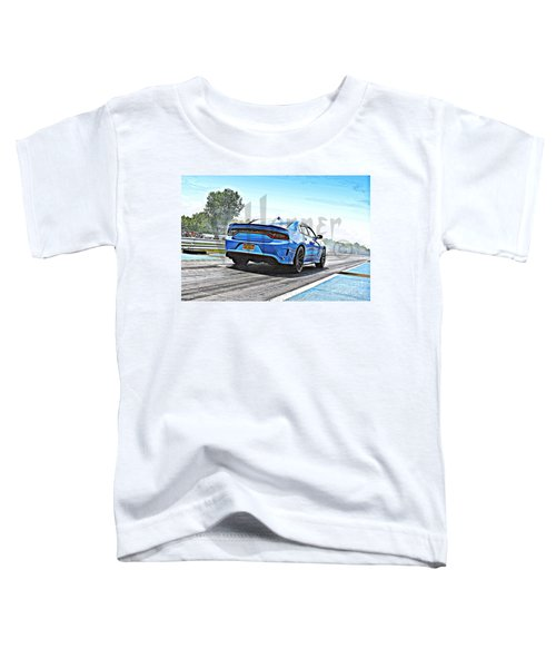 8613 06-15-2015 Esta Safety Park Toddler T-Shirt