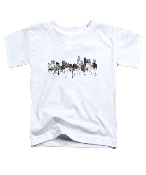 Perth  Australia Skyline  Toddler T-Shirt