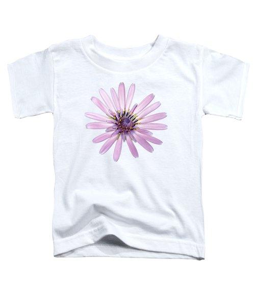 Salsify Flower Toddler T-Shirt