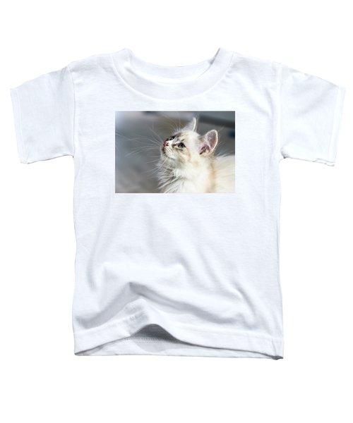 Cat Toddler T-Shirt