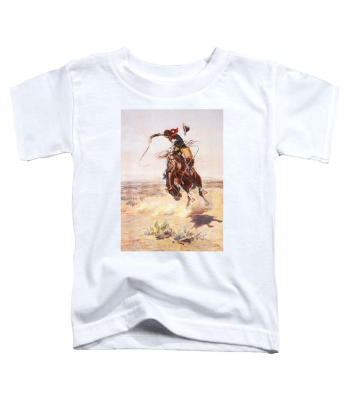A Bad Hoss Toddler T-Shirt