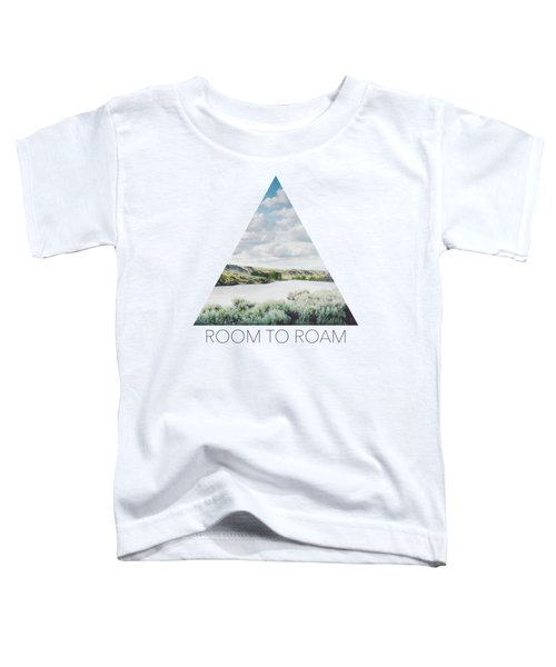 A Bend In The Yellowstone Toddler T-Shirt