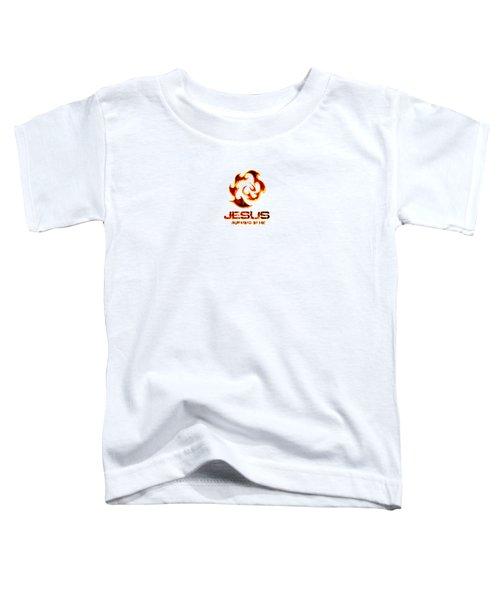 A Burning Bush Toddler T-Shirt