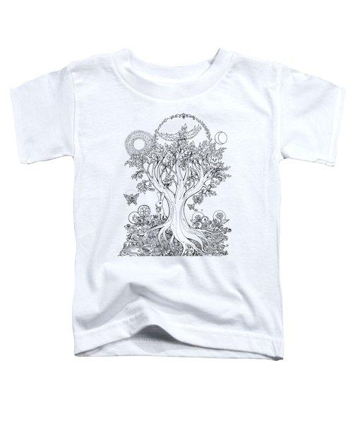 A Celebration Of Spring Toddler T-Shirt