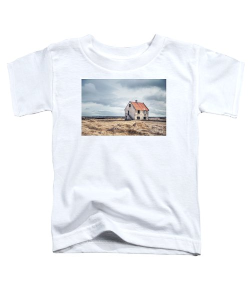 A Crumpled Story Toddler T-Shirt