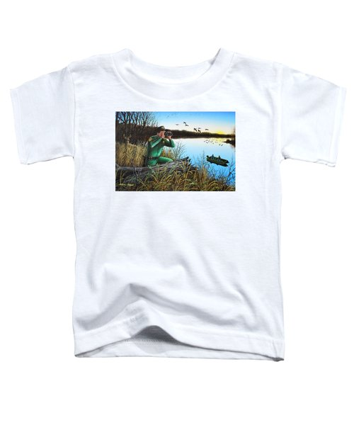 A Day At The Office - Icoo Toddler T-Shirt