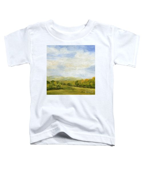 A Day In Autumn Toddler T-Shirt
