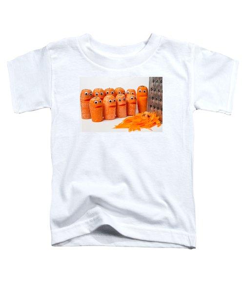 A Grate Carrot 1. Toddler T-Shirt