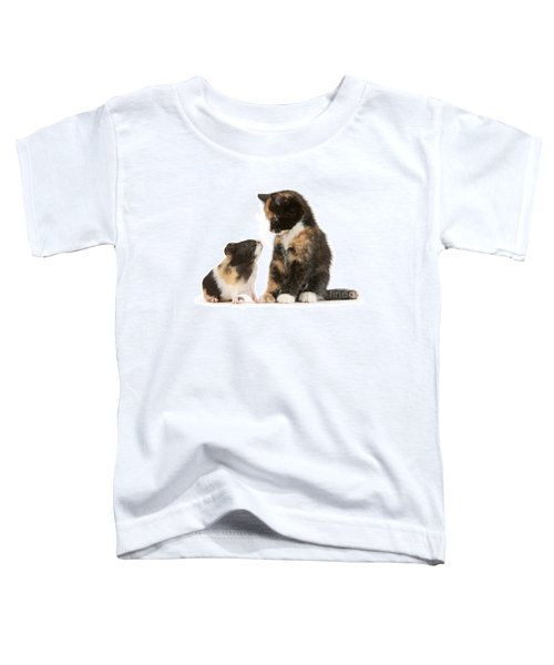A Guinea For Your Thoughts Toddler T-Shirt