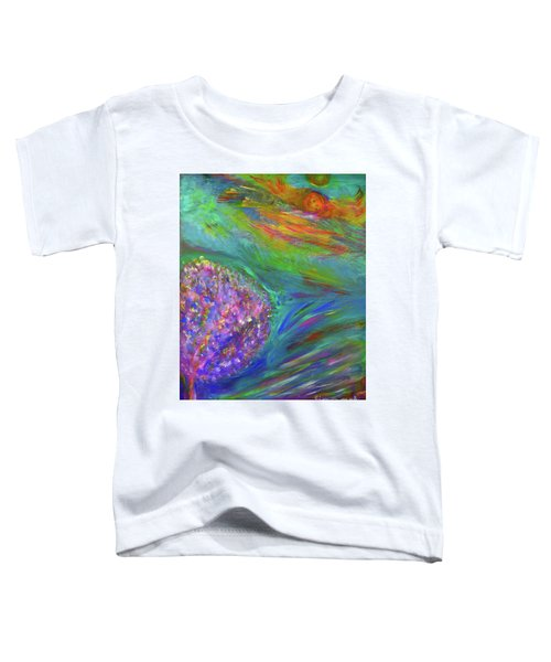 A Leap Of Faith Toddler T-Shirt