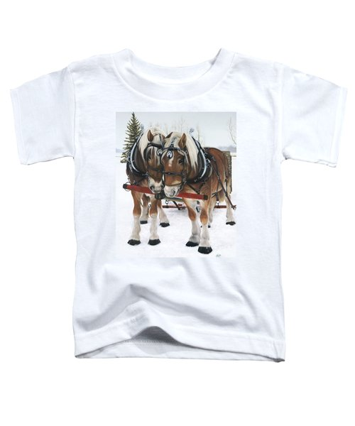 A Loving Union Toddler T-Shirt