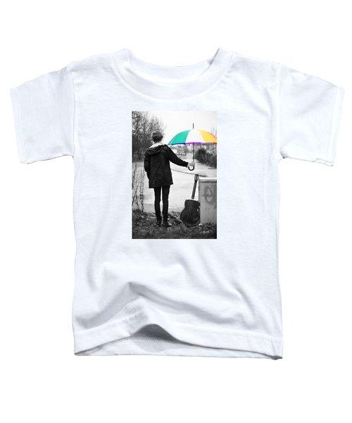A Man's Best Friend Toddler T-Shirt
