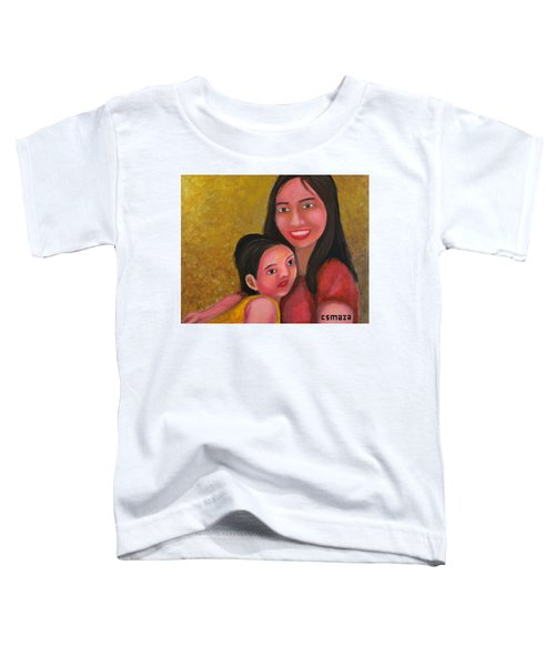 A Moment With Mom Toddler T-Shirt