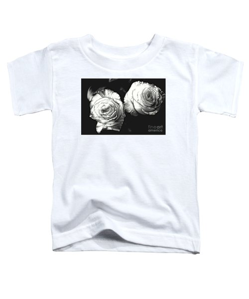 A Perfect Pair Bw Toddler T-Shirt