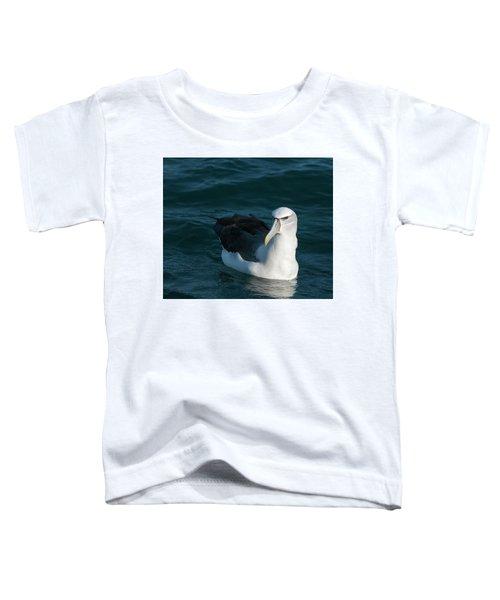 A Portrait Of An Albatross Toddler T-Shirt