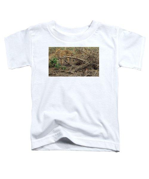 A Quiet Approach Toddler T-Shirt