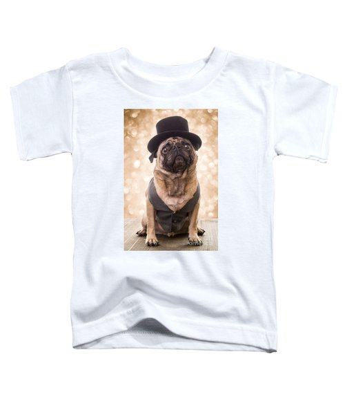 A Star Is Born - Dog Groom Toddler T-Shirt