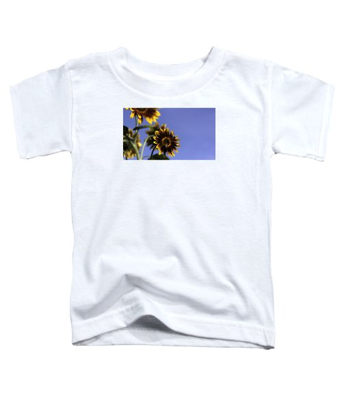 Toddler T-Shirt featuring the photograph A Summer's Day by Lora Lee Chapman