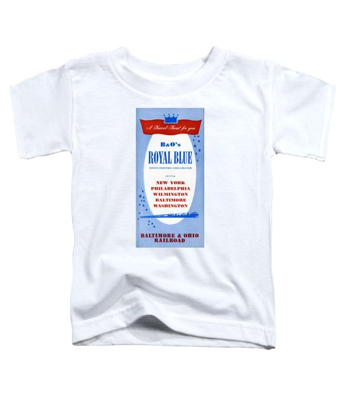 A Travel Treat For You Toddler T-Shirt