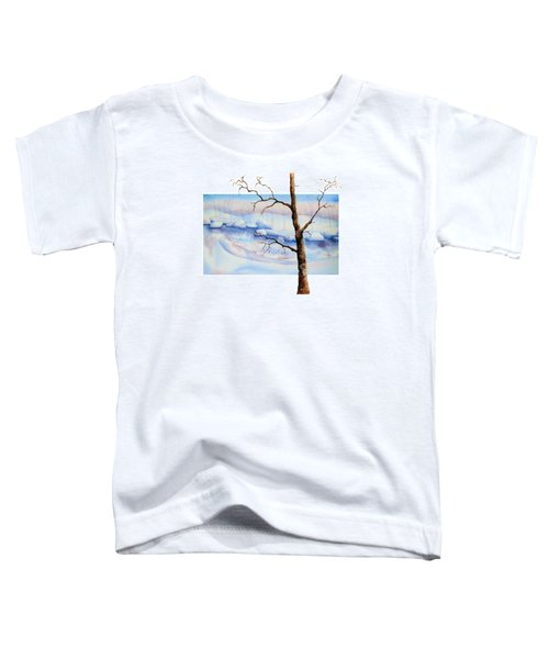 A Tree In Another Dimension Toddler T-Shirt