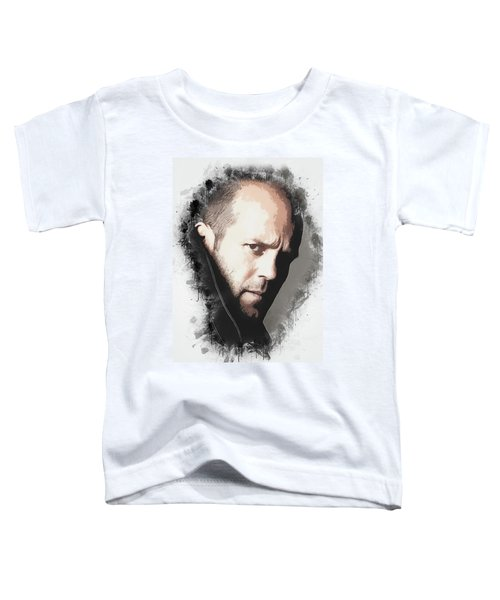 A Tribute To Jason Statham Toddler T-Shirt